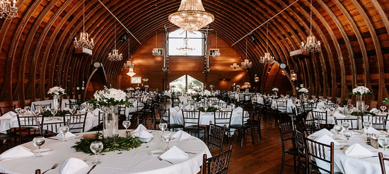 3 Tips for Hosting an Unforgettable Barn Wedding